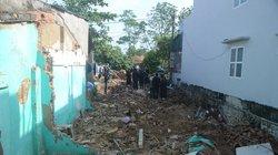 CHÙM ẢNH: Tận cùng khó khăn của nhà dân bị lũ vỡ đập ở Quảng Ninh san bằng