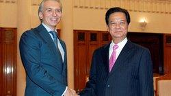 Thủ tướng tiếp Tổng Giám đốc Công ty Gazprom Neft