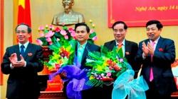 Nghệ An có hai Phó Chủ tịch mới