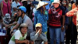 Hàng trăm người xem dựng hiện trường vụ giết người, đốt xác chấn động TP.HCM
