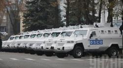 Kiev cho OSCE mượn 10 xe bọc thép để giám sát miền Đông Ukraine