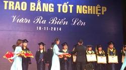 60% sinh viên ĐH Văn Hiến có việc làm sau khi tốt nghiệp