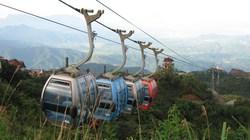 Quảng Ninh: Làm cáp treo lên di tích chùa Ngọa Vân  - Hồ Thiên