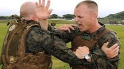 """Tuyệt kỹ cận chiến gây """"chết lâm sàng"""" của lính Mỹ"""