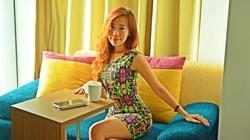 """Cô giáo ĐH Quốc gia Hà Nội gợi cảm như người mẫu, """"nghiện"""" du lịch"""