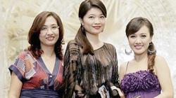 Cuộc sống hạnh phúc của 3 nữ BTV Thời sự VTV xinh đẹp