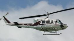 Trực thăng quân sự rơi, 9 quân nhân Thái Lan tử nạn