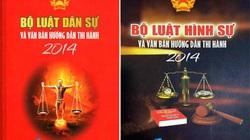 Nhà xuất bản in hình Công Lý lên bìa sách luật bị phạt 252 triệu đồng