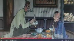 VTV3 chiếu phim hoạt hình tả người thầy phản cảm đúng dịp 20.11