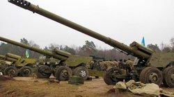 Hàng trăm pháo thủ mới của Ukraine đã sẵn sàng chiến đấu