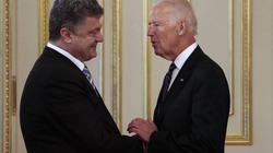 Phó Tổng thống Biden: Mỹ cam kết giúp Ukraine củng cố quốc phòng, an ninh