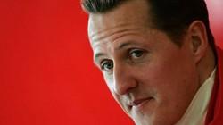 Michael Schumacher phải ngồi xe lăn và không thể giao tiếp