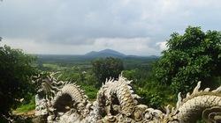 Độc đáo ngôi chùa cổ Tổ đình Linh Sơn Thiền tự ở Bình Định