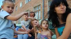 Cuộc sống khốn khổ của dân tị nạn miền đông Ukraine