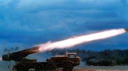 """Ukraine điều pháo phản lực """"Cuồng phong"""" tới miền Đông"""