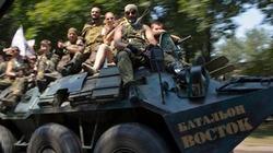 Ukraine tố 30.000 lính Nga và chiến binh ly khai đang chiến đấu tại Donbass