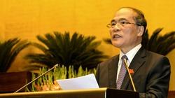 Bế mạc kỳ họp thứ 8, Quốc Hội khóa XIII: Giữ vững chủ quyền, lãnh thổ