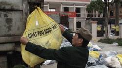 Thái Nguyên: Dân biến trụ sở xã thành... bãi rác