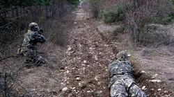 Ukraine thông báo đào xong 130 km hào chống tăng dọc biên giới với Nga