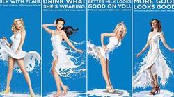 Ngắm dàn chân dài quảng cáo sữa sexy làm dậy sóng dư luận