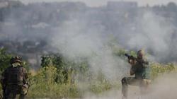 Ukraine tố quân ly khai Donbass khai hỏa ngay khi vừa ký thỏa thuận ngừng bắn