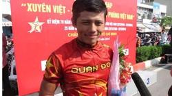Chặng 3 cuộc đua xe đạp xuyên Việt 2014: Chiến thắng ấn tượng của Trần Văn Quyền