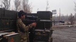 """Lộ súng bắn tỉa """"hàng khủng"""" mới của ly khai Ukraine?"""