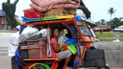 """""""Quái vật"""" Hagupit mạnh lên, nhắm thẳng vào Philippines"""