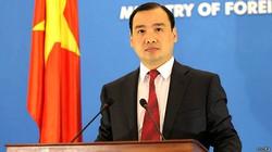 Việt Nam hoan nghênh Hạ viện Mỹ thông qua nghị quyết về Biển Đông