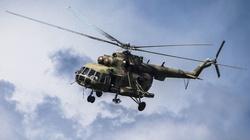 Trực thăng Mi-8 của Nga rơi, 2 người chết