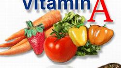 Trẻ mắc sởi cần phải bổ sung vitamin A