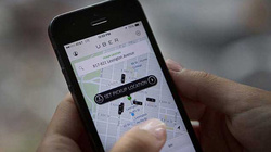 """Taxi Uber liên tiếp gặp """"vận đen"""" ở nhiều quốc gia"""