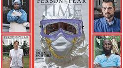 """""""Chiến sĩ chống Ebola"""" trở thành Nhân vật của năm"""
