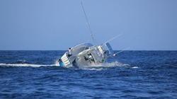 Tàu chìm bất ngờ, 37 ngư dân mất tích trên vùng biển Caribbean