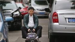 Cận cảnh chiếc ô tô tự chế nhỏ nhất thế giới