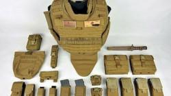 """Soi bộ đồ cá nhân của lính Mỹ khiến báo Trung Quốc """"ghen tị"""""""