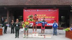 Chặng 8 cuộc đua xe đạp Xuyên Việt: Trần Văn Quyền về nhất