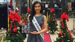 """Người đẹp gốc Việt tại Mỹ Hoàng Kim Cung: """"Sống tự tin, vươn tới ước mơ"""""""