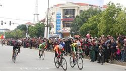 Chặng 10 cuộc đua xe đạp Xuyên Việt: Duy Nhân tỏa sáng