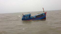 Vượt sóng cao 3m, cứu tàu và 7 ngư dân trôi dạt trên biển Hoàng Sa