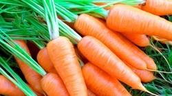Vì sao không nên ăn nhiều cà rốt?
