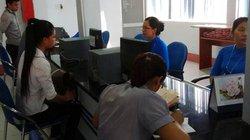 TP.HCM: Tiếp tục bán vé tàu Tết trên mạng