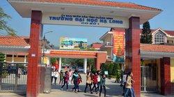 Quảng Ninh: Đón nhận quyết định thành lập Trường Đại học Hạ Long