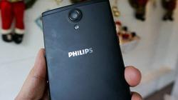 Đánh giá smartphone pin 'trâu' Philips S398