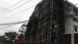 Cháy ở Trường ĐH Công nghệ Đồng Nai, sinh viên hoảng loạn