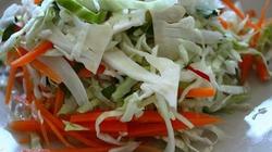 Cách muối dưa bắp cải đơn giản, ngon và giòn