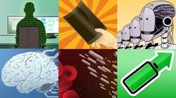 6 xu hướng công nghệ sẽ thay đổi tương lai loài người
