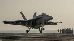 """Chiến đấu cơ Mỹ bay siêu thanh bằng """"cồn"""""""