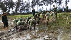 Hà Tĩnh: Phát hiện quả bom nặng 120 kg nằm dưới ruộng