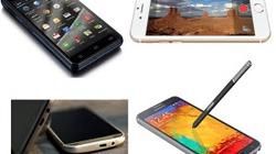 """Top 10 smartphone pin """"khủng"""" nhất năm 2014"""